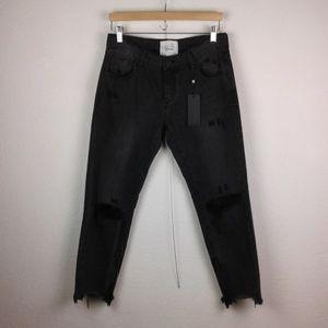 One Teaspoon l Freebirds Volcanic Low Skinny Jeans